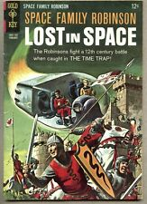 Space Family Robinson #20-1967 vg+ Lost In Space Gold Key