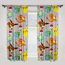 Rideaux multicolore en polyester pour la maison