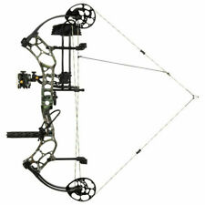 Bear Archery Threat RTH Compound Bow 60/70lbs 2 Colors Available - Right Hand
