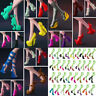 4 Pair Mixed Mini Heels Boots Shoes Clothes Accessories Monster High Dolls Gift