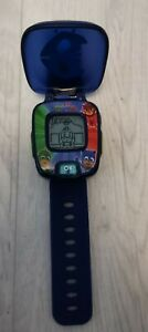 VTECH PJ MASKS SUPER CAT BOY LEARNING WATCH NUMBERS + SHAPES GAMES STOPWATCH