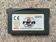 FIFA 2004 - Cart Only Game Boy Advance GBA