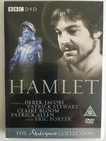 Hamlet (DVD) BBC Shakespeare Collection, Rare 1980 Adaptation