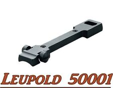 Leupold 50001 1 Piece STD Standard Base Winchester Model 70A Matte