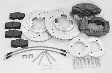 DATSUN 260Z 280Z Front STAGE 4 FRONT BIG BRAKE UPGRADE KIT