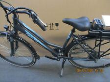 Zündapp E-Bike 28 Zoll Damen Elektrofahrrad 21-Gang Trekking Pedelec Green 4.7