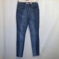 Seven7 Skinny Jeans Women's Size 4 Blue