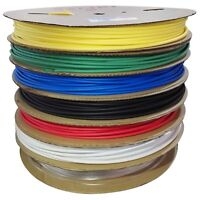 1 Roll 100M Diameter 10mm Heat Shrinkable Tube shrink Tubing 7 colors available