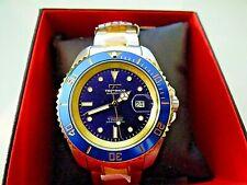 Technos Men's Diver Watch submariner homage
