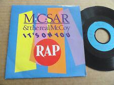 "DISQUE 45T DE M.C.SAR & THE REAL McCOY  "" IT'S ON YOU """