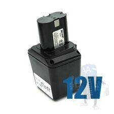 Batteria per BOSCH GBM 12VE, GSR 12VE, GSB 12VE, 12 Volt, 2000mAh, Ni-Cd