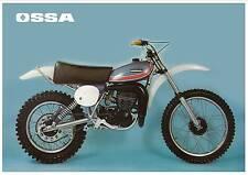 OSSA Poster Phantom GP II GPII 250 1976 1977 Classic VMX Suitable to Frame