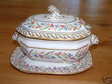 Spode Cabinet Collection Sauce Tureen & Stand --Reduced