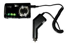 Car Charger for Vivitar ViviCam T328 Digital Camera