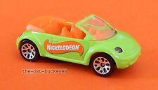 2000 Matchbox Loose Volkswagen Concept Convertible Green Nickelodeon Multi Pk Ex