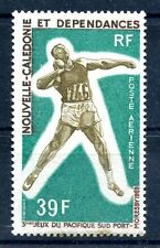 PROMO / TIMBRE NOUVELLE CALEDONIE POSTE AREIENNE N° 107 ** athletisme LE POID