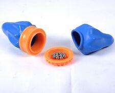 HOT Potente Fionda Catapulta Pocket Shot + sfere acciaio p Caccia Regali giochi