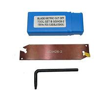 Attrezzi RDG 26mm Indicizzabile lama di separazione con inserto 2mm strumenti di Ingegneria Torni