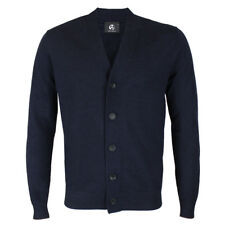 Paul Smith - Navy Wool Cardigan - Small - *NEW WITH TAGS* RRP £145
