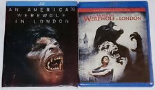 New An American Werewolf In London Restored Blu Ray Best Buy Exclusive Slipcover