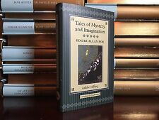 Tales of Mystery & Imagination by Edgar A Poe New Deluxe Cloth Bound Collectible