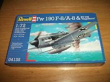Revell - Fw 190 F-A-8 & BV 246 Hagelkorn - Bausatz - 1: 72