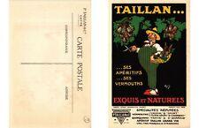 CPA publicité TAILLAN - ses apéritifs, ses vermouths (308110)