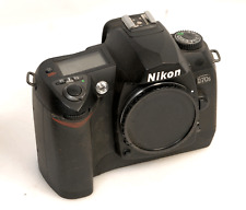 NIKON D70s Digital Camera Body INFRARED Converted Ex Condition
