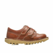 Chaussures marrons Kickers pour femme