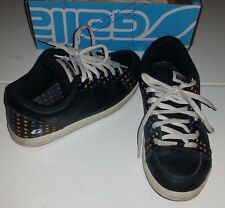 """Girls Size 8 Surf Skate """"Gallaz"""" Casual Shoes - 25cm Inside """"As New In Box"""""""