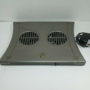 Targus Laptop Game System Chill Mat Cooling Tray Cooler 2 Fans