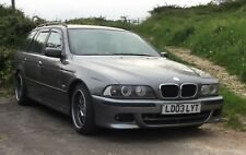 REDUCED TO CLEAR BMW 525i Touring Auto Sport Estate Msport E39 5 Series