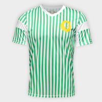 Flock Nummer number número home Trikot jersey shirt Kamerun Cameroon 1990