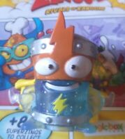 SuperZings Series 4 KID KAZOOM Ultra Rare
