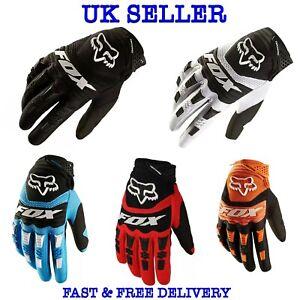 NEW Fox Racing Dirtpaw Gloves Cycling Motorcross Bike BMX MTB Gloves