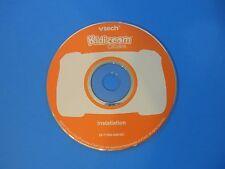 Kidizoom Camera V-Tech Installation Software CD 2007  59-77300-000-001