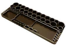 Integy C27178SILVER Universal Workbench Organizer 250x98x19mm Workstation Tray
