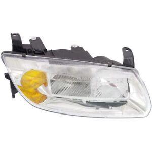 For L200 01-02, Passenger Side Headlight, Clear Lens