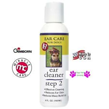 Gimborn R-7 Step 2 PRO Grooming Groomers Ear Care Cleaner DOG CAT PET Puppy 4 oz