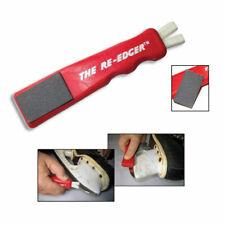 A&R Hockey Skate Sharpener Re-Edger Ceramic & Stone Quick Edge Repair Tool