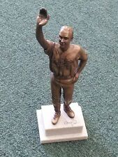 CAL RIPKEN JR MINATURE BRONZE STATUE 2131 RARE AWESOME 10 3/4 inches