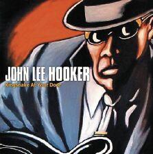 JOHN LEE HOOKER - KING SNAKE AT YOUR DOOR  CD NEU