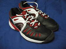 HEAD TENNIS SHOES MEN'S US SIZE 10 BLACK AND RED