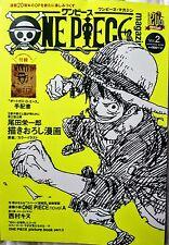 OnePiece Magazine Weekly Shonen JUMP Magazine Japan Anime 2017 Vol.2