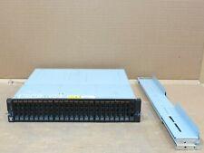 IBM Storwize V5000 2078-24E Expansion 12 x 1.2Tb + 11 300Gb HDD's - 17.7Tb Total