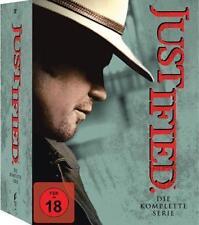 Justified - Die komplette Serie (2015)