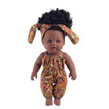12 inch Africa Baby Black Dolls Black Girl Toy Girls Birthday Gift Kids Children