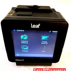 ASNEW PhaseOne Leaf Aptus II 7 Digital Back,Hasselblad 503CW,501CM,500C/M,501C++
