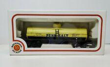 Bachmann HO Scale Penn Salt  Dome Tank Car NEW in Box
