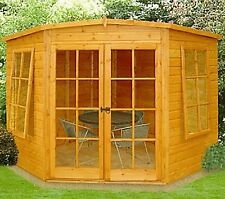 Hampton Corner Shed / Summerhouse  8'x8'